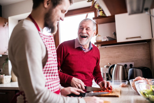 How to Keep Seniors Safe in the Kitchen