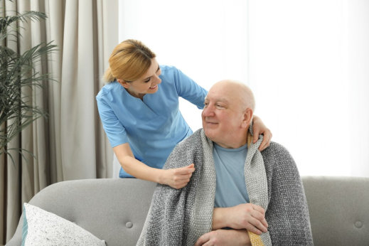 Keep Seniors with Dementia Safe During Cold Months